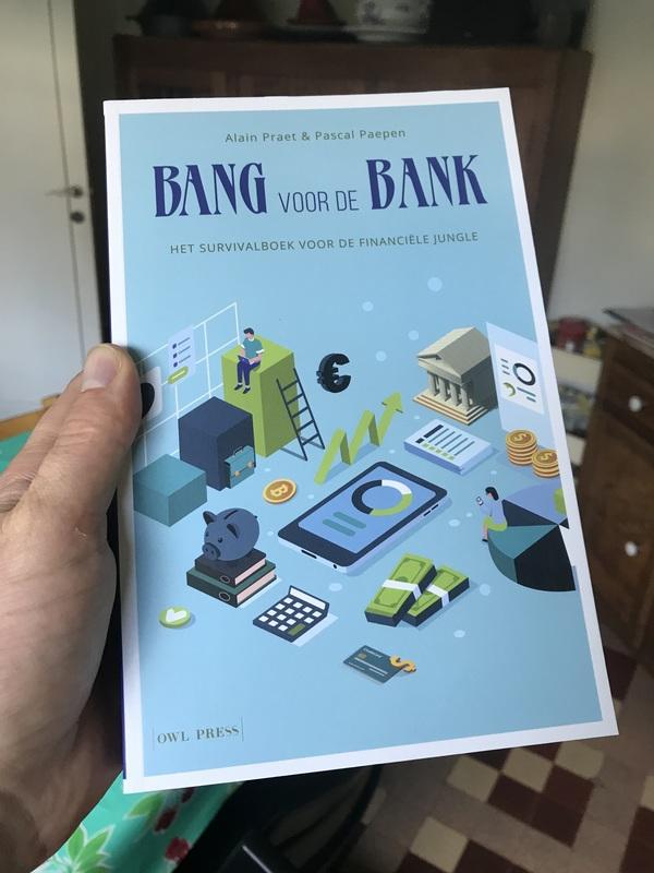 'Bang voor de bank': zeer tevreden met het resultaat.