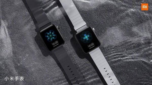 De Xiaomi Mi Watch komt wel heel erg bekend voor: Apple Watch-kloon?
