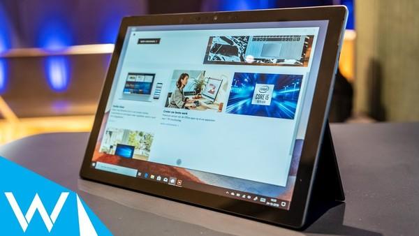 Dit is de Microsoft Surface line-up van 2020 | Surface Pro X preview | WANT