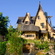 """Sneak a Peek Inside the """"Witch's House"""" of Beverly Hills"""
