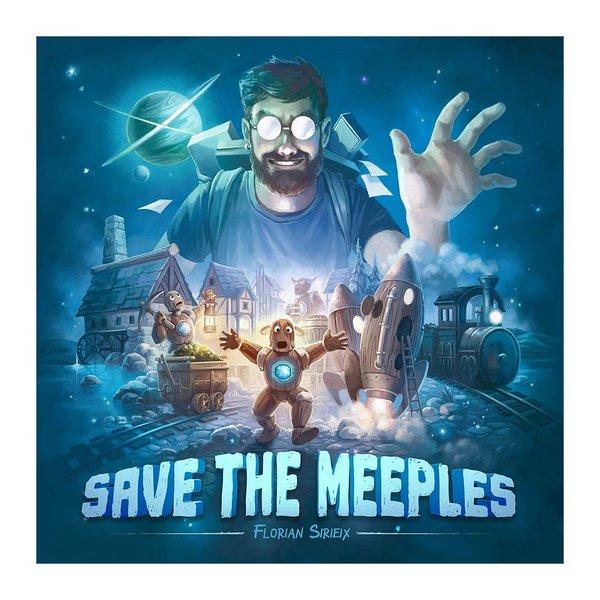 Save The Meeples de Blue Cocker