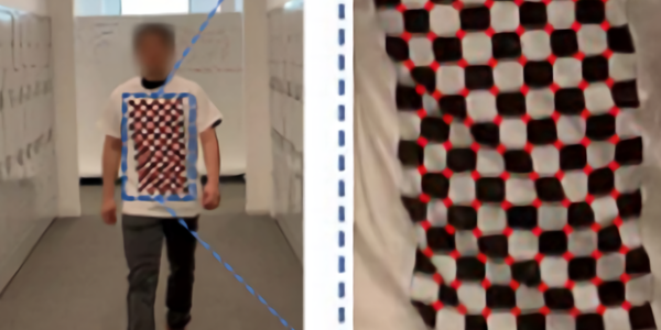 Researchers foil people-detecting AI with an 'adversarial' T-shirt