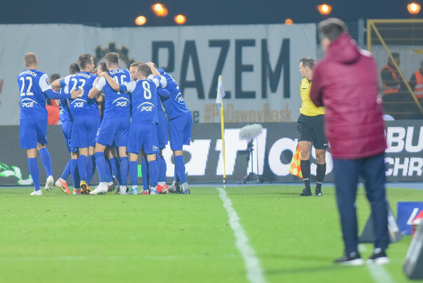 Pogoń Szczecin odpada ze Stalą Mielec