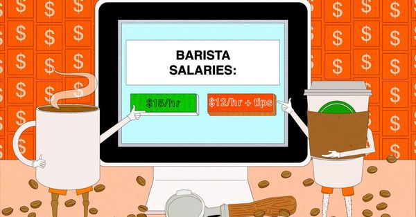 Baristas in America Are Sharing Their Salaries — And Hoping for Change - Eater
