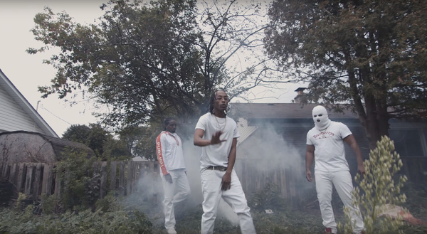 Chinkz Rrahh ft. Ty Black & ASF Lvcky - Dem Times