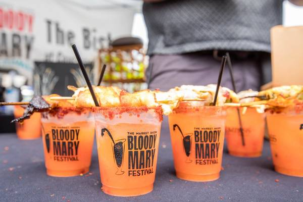 If you love Bloody Marys, then you need to be at the 5th Annual Bloody Mary Festival