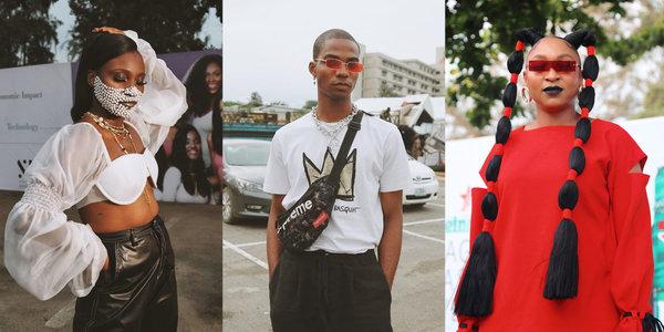 Lagos Fashion Week Patrons Check the 2020 Runway Styles