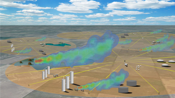 Can a wave of new technology slash natural gas leaks?