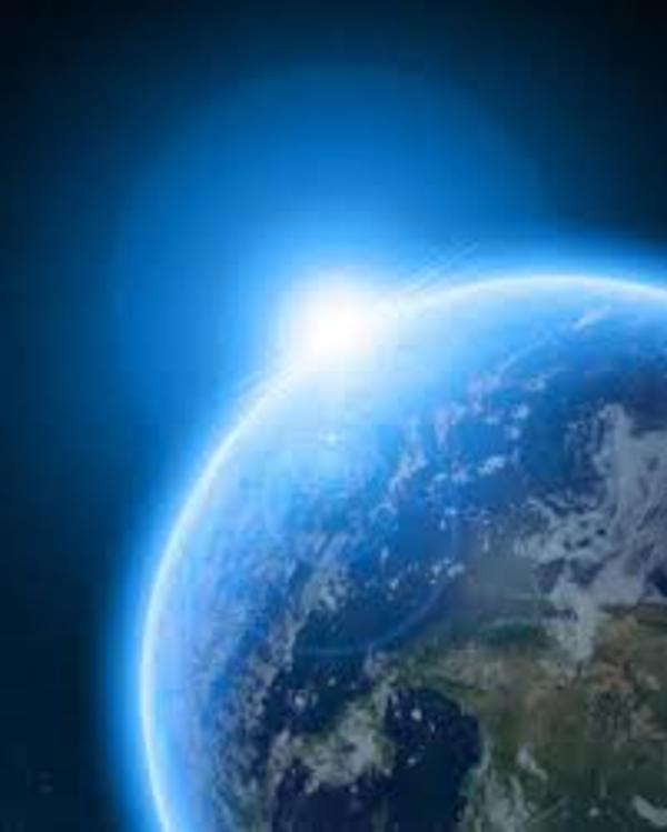 onze aarde... ons leven... om door een ringetje te halen