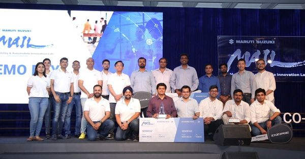 Here are the 3 startups in the first cohort of Maruti Suzuki's MAIL Programme