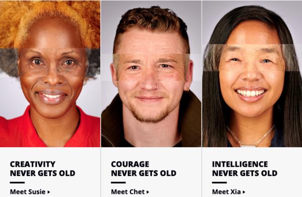 San Francisco's #EndAgeism campaign [website]