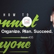Organize. Plan. Succeed. - Issue #35 - Productivity, Planning, and Other Interesting Findings... | Revue