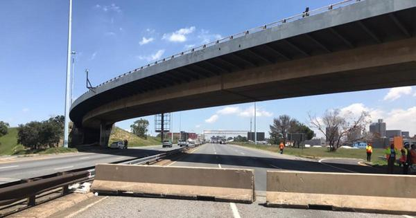 M2 motorway reopens after 8-month closure | eNCA
