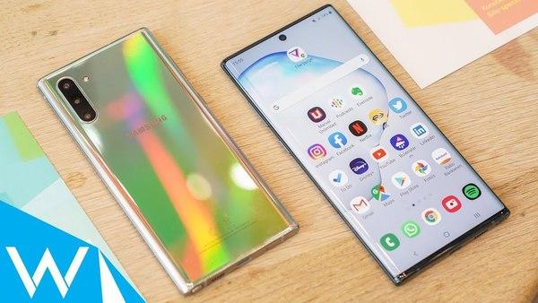 Samsung Galaxy Note 10 en Note 10+ review | Welke Note is de beste deal? | WANT
