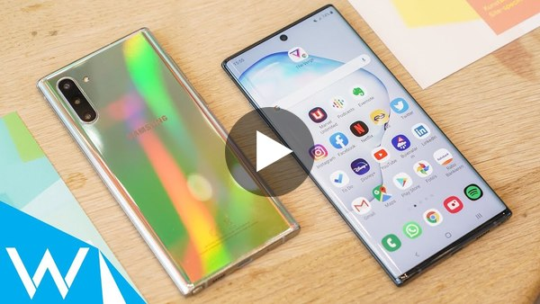 Samsung Galaxy Note 10 en Note 10+ review | Welke Note is de beste deal? | WANT