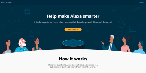 Amazon is poorly vetting Alexa's user-submitted answers