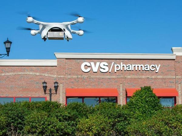 NC first in flight again with drone deliveries of prescription drugs in Cary