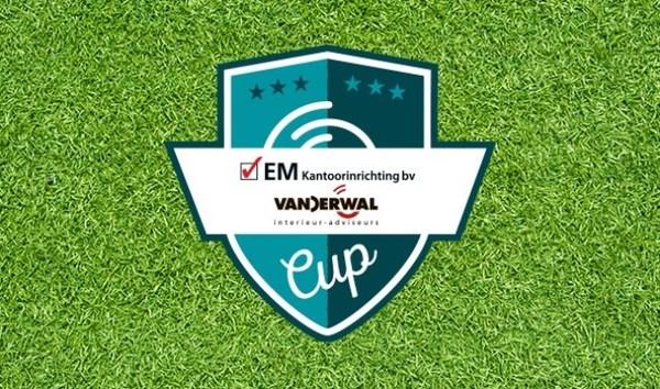 Programma tweede ronde EM - Van der Wal Cup