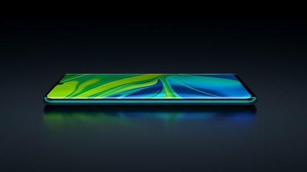 De nieuwe Xiaomi Mi Note 10: eerste 108-megapixel camera in een smartphone een feit