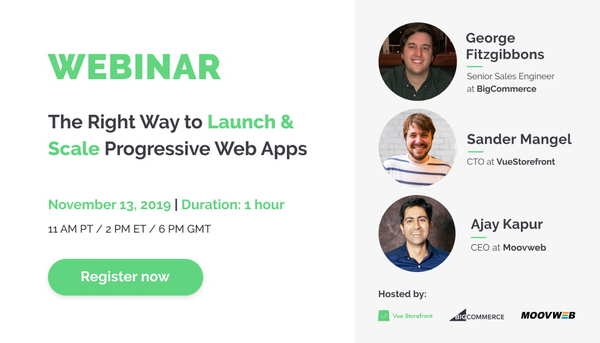 Get access to the Webinar
