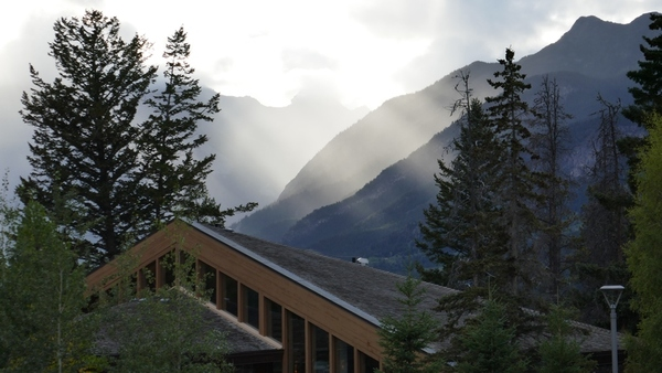Banff in Alberta, Canada, provided a stunning backdrop for the meeting
