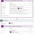 Display SharePoint Documents related to Parent on Child Record in Dynamics 365