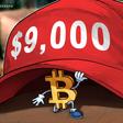 Waarom Bitcoin door de 9.000 dollar-grens zakte