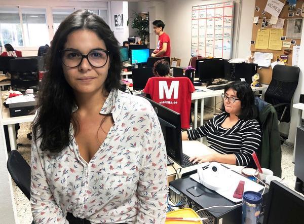 Lara Jiménez.