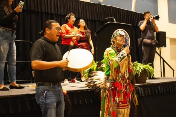 Native American Heritage reception recognizes native culture - Daily Titan