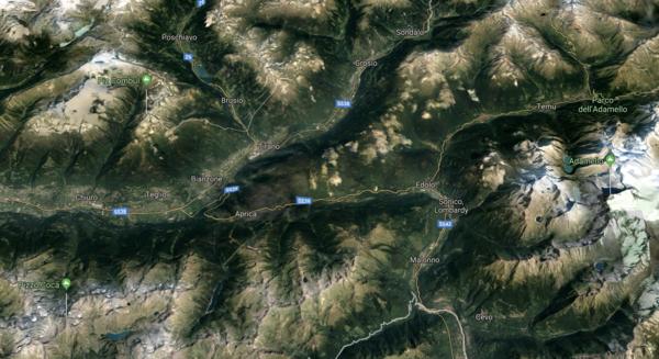 Accordo di programma per collegamento ciclabile tra Valtellina e Valcamonica: da Regione Lombardia 600.000 euro