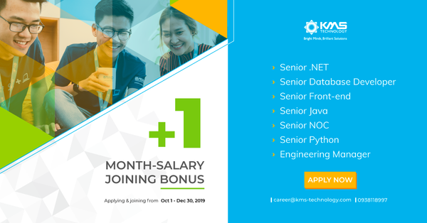 1 Month-salary joining bonus