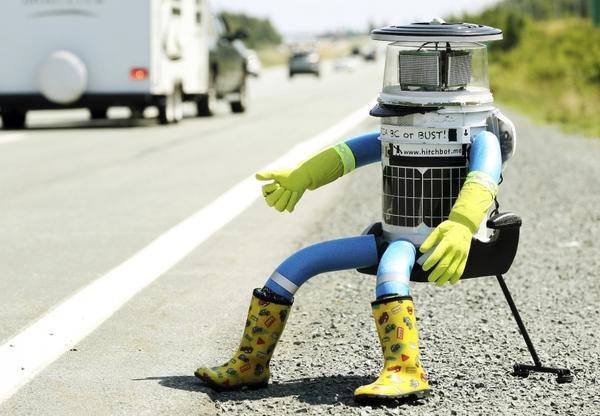 « J'ai enquêté deux ans sur la mort du robot auto-stoppeur »