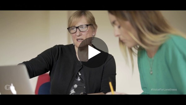 #VoiceForLoneliness trailer