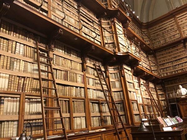 Roma, Biblioteca Angelica