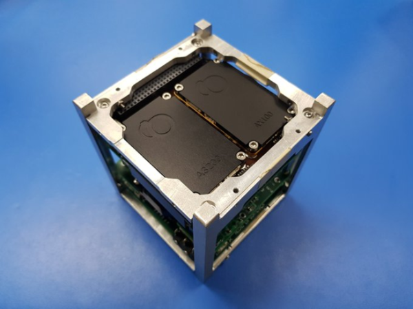 Quetzal-1 is a satellite designed and built by students, professors, and volunteers at Universidad del Valle de Guatemala, and is to be deployed into orbit from the ISS in 2020. Learn more about them in their official Twitter page, @quetzal1_uvg.