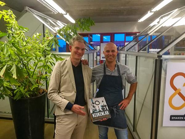 Chemist & Cook Jan Groenewold en Eke Mariën