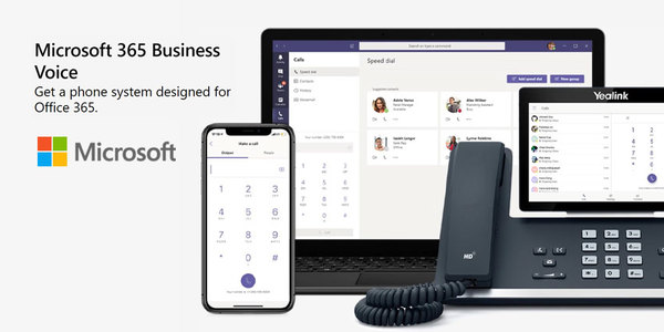 Microsoft Disrupts Comms Market - Introduces Microsoft Business Voice 365