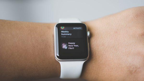 Apple wil mogelijk Touch ID naar Apple Watch brengen - WANT
