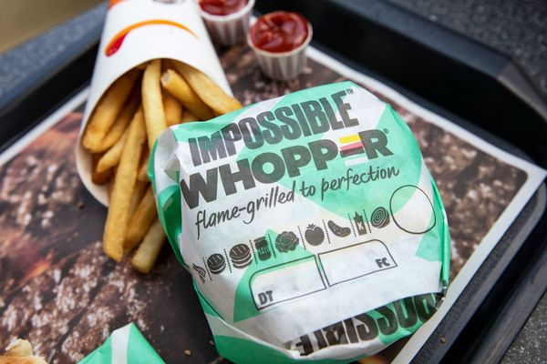 Burger King to launch meatless burgers across Europe and test more Impossible burgers in the US