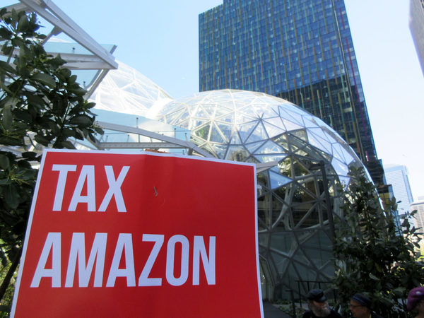 Big Tech's battle with Seattle is just getting started — and it could have implications nationwide