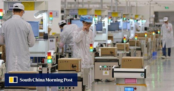 Huawei to reward employees with 2 billion yuan bonus for helping it weather impact of US technology ban
