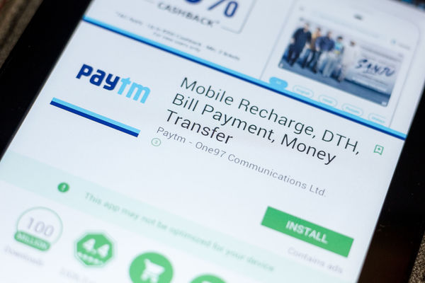 Alibaba-backed Paytm to invest $70m in AI startups