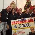 Swiffers Hoeve ontvangt € 5000,00 van Stichting Dierenlot