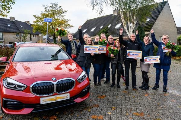 PostcodeStraatprijs van 325.000 euro valt in Oude Wetering