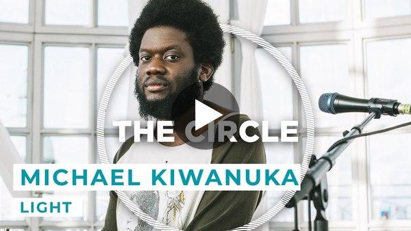 Michael Kiwanuka - Light | ⭕ THE CIRCLE #27 | OFFSHORE Live Session