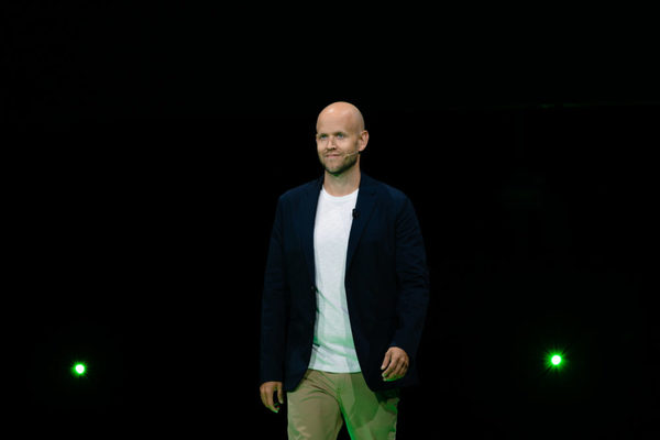 Interview: Daniel Ek over toekomst Spotify