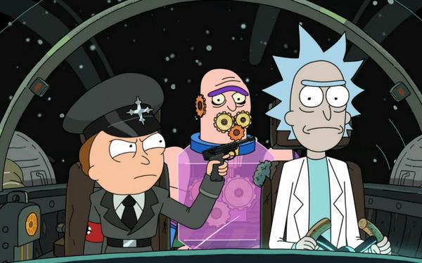 Crítica: 'Rick y Morty' 4x01 — 'Al filo del mañorty: Rick. Muere. Rickpite' | Richie Fintano