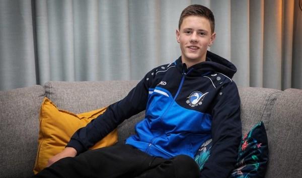 Zestienjarig HRC'14-talent Lauren van Deelen: 'Ik denk niet dat we kampioen worden'