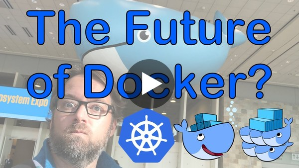Watch Our Live Panel on the Future of Docker: DevOps and Docker Live Show (Ep 63)