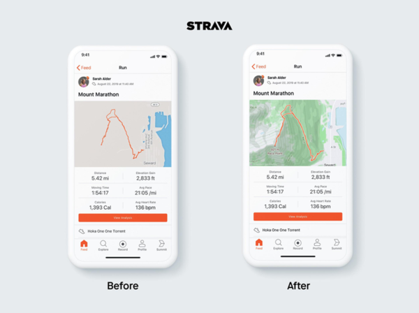 Strava have announced an update that will make runners lives easier